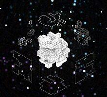 Isometric Cube v2 by MrBrightsidee