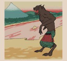 Wolf of Edo by ZebraArmada