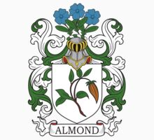 Almond Coat of Arms Kids Clothes