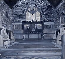 The Holy Place by Rebecca Mason