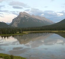 The Canadian Rockies by Colin & Cathie Townsend
