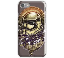 The Empire Rises  iPhone Case/Skin