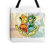 The Kanto School of Witchcraft and 'Rizardry Tote Bag