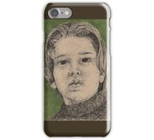 When She Was Bad - The Anointed One - BtVS iPhone Case/Skin