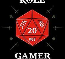 Role Gamer by Creatiboom