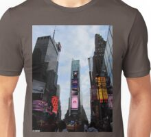 Times Square Summertime Unisex T-Shirt