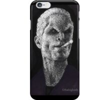 School Hard - Spike - BtVS iPhone Case/Skin