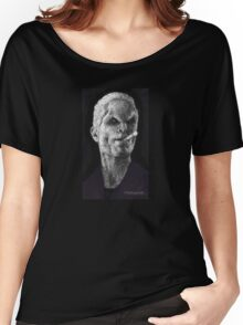 School Hard - Spike - BtVS Women's Relaxed Fit T-Shirt