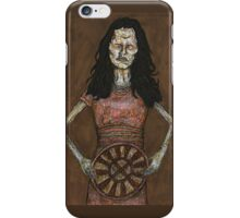 Inca Mummy Girl - Ampata - BtVS iPhone Case/Skin