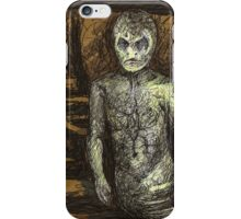 Reptile Boy - Demon - BtVS iPhone Case/Skin
