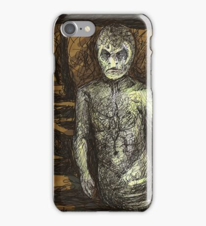 Reptile Boy - Demon - BtVS iPhone Case/Skin