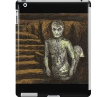 Reptile Boy - Demon - BtVS iPad Case/Skin