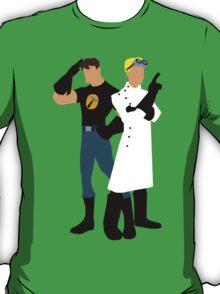 Dr Horrible - White T-Shirt