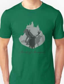 The Marauders Grayscale Unisex T-Shirt