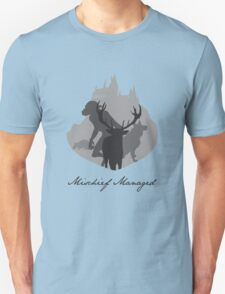 The Marauders Grayscale Unisex T-Shirt