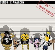 Hounds of Anarchy by Samiel