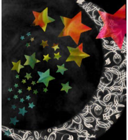 Dark Moon Sticker
