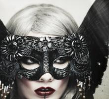 Zoe Harlotta - Queen of Birds 1 Sticker