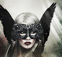 Zoe Harlotta - Queen of Birds 1 by jamiemahon