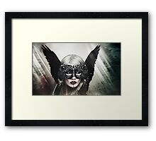 Zoe Harlotta - Queen of Birds 1 Framed Print