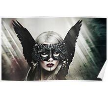 Zoe Harlotta - Queen of Birds 1 Poster