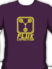 Flux Capacitor - Back to the Future T-Shirt