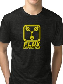 Flux Capacitor - Back to the Future Tri-blend T-Shirt