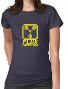 Flux Capacitor - Back to the Future Womens Fitted T-Shirt