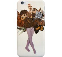 Leggy Moths iPhone Case/Skin