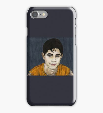 Lie to Me - Ford - BtVS iPhone Case/Skin