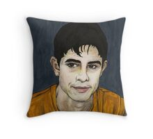 Lie to Me - Ford - BtVS Throw Pillow