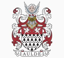 Aulde Coat of Arms Kids Clothes