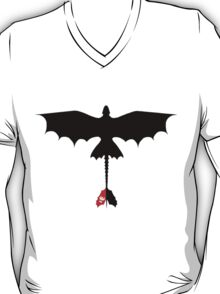 Toothless Silhouette T-Shirt
