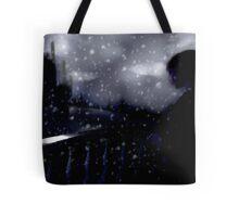 snow scene (the longing) Tote Bag