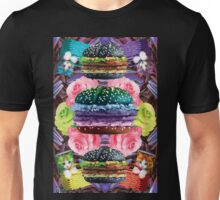 WELCOME TO GOTH BURGER  Unisex T-Shirt