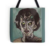 The Dark Age - Eyghon/Jenny - BtVS Tote Bag