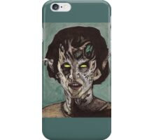 The Dark Age - Eyghon/Jenny - BtVS iPhone Case/Skin