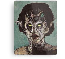 The Dark Age - Eyghon/Jenny - BtVS Metal Print