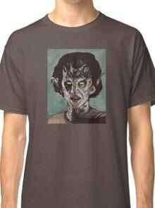The Dark Age - Eyghon/Jenny - BtVS Classic T-Shirt