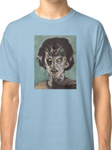 The Dark Age - Eyghon/Jenny - BtVS Classic T-Shirt