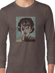 The Dark Age - Eyghon/Jenny - BtVS Long Sleeve T-Shirt