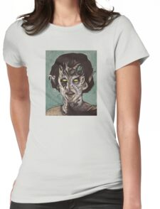 The Dark Age - Eyghon/Jenny - BtVS Womens Fitted T-Shirt