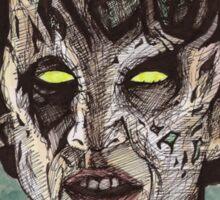 The Dark Age - Eyghon/Jenny - BtVS Sticker