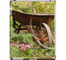 Nature Takes Back iPad Case/Skin