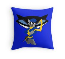 Sly Cooper Throw Pillow