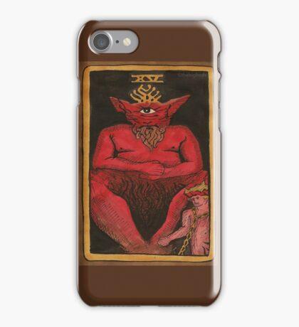 What's My Line, Part One - Order of Taraka 1 - BtVS iPhone Case/Skin