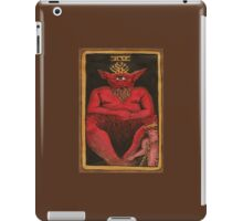 What's My Line, Part One - Order of Taraka 1 - BtVS iPad Case/Skin