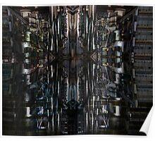 Metropolis, Night Poster