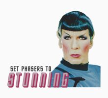 Set Phasers to Stunning! by DarkHorseDesign
