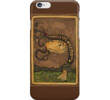 What's My Line, Part One - Order of Taraka 2 - BtVS iPhone Case/Skin